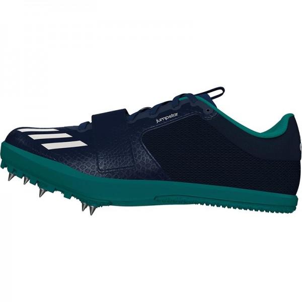 Zapatillas para salto de pista Adidas Jumpstar-10