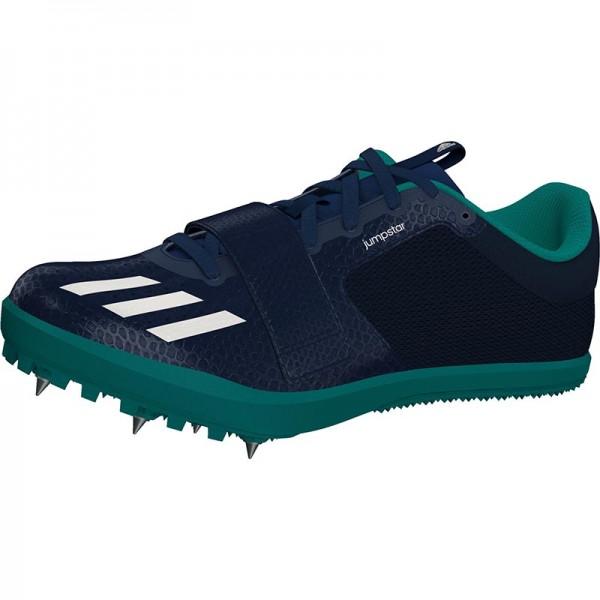 Zapatillas para salto de pista Adidas Jumpstar-11