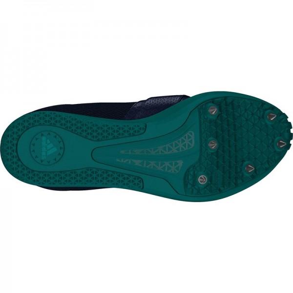 Zapatillas para salto de pista Adidas Jumpstar-9