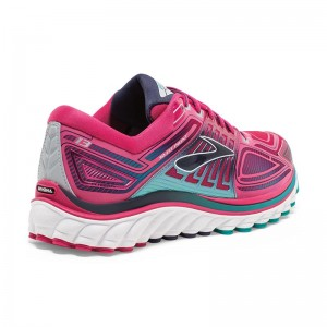 Zapatillas running de asfalto Brooks Glycerin 13 Rosas-2