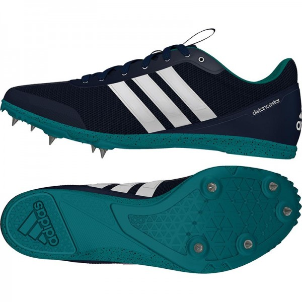 Zapatillas running de pista Adidas Distancestar-12