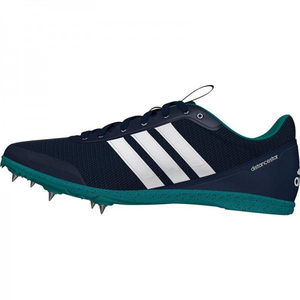 Zapatillas running de pista Adidas Distancestar Verdes-10