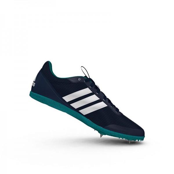 Zapatillas running de pista Adidas Distancestar Verdes-6