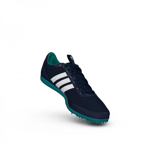 Zapatillas running de pista Adidas Distancestar Verdes-8