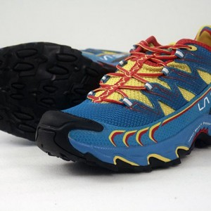 Zapatillas trail running La Sportiva Ultra Raptor Azules-2