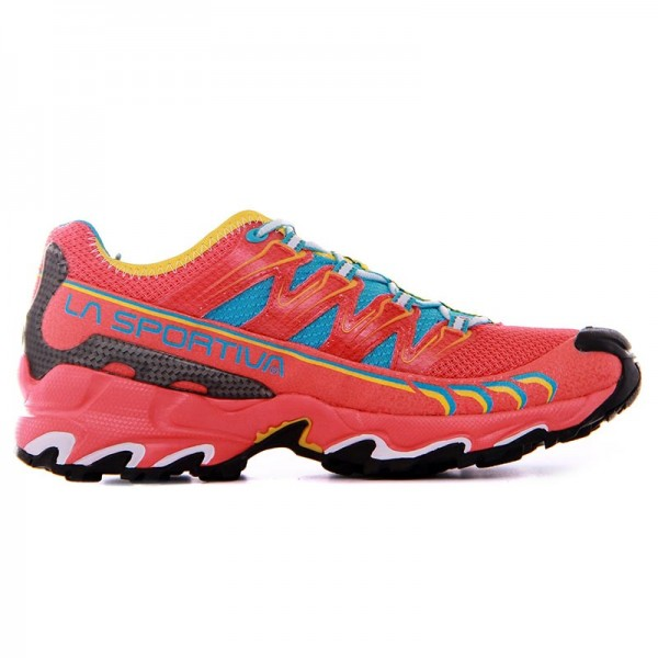 Zapatillas trail running La Sportiva Ultra Raptor Coral-1