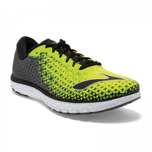 Zapatillas running de asfalto Brooks PureFlow 5 Amarillas-1