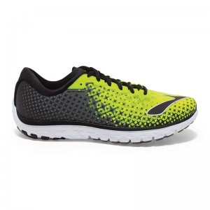 Zapatillas running de asfalto Brooks PureFlow 5 Amarillas-2