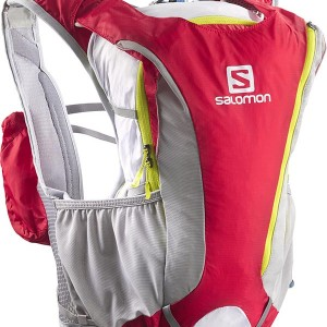 Mochila de Running Salomon Skin Pro 14 + 3 Set-1