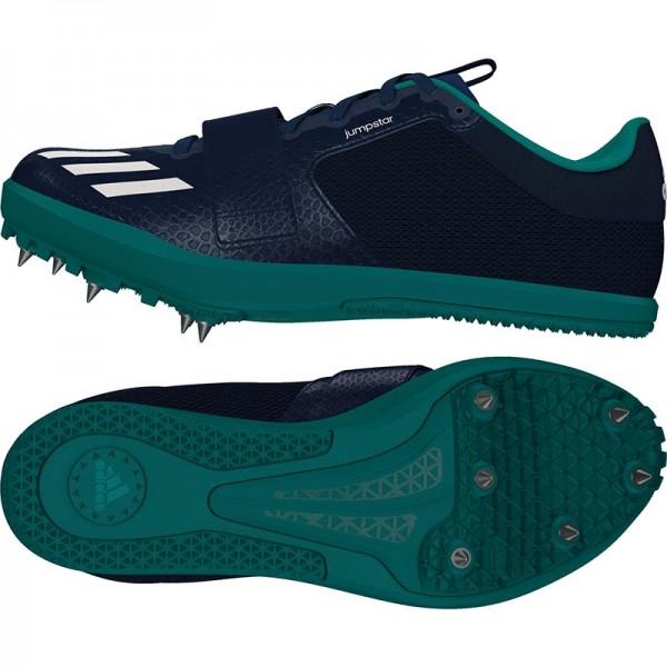 Zapatillas para salto de pista Adidas Jumpstar-12