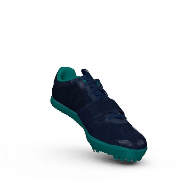 Zapatillas para salto de pista Adidas Jumpstar-8
