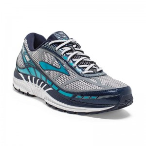 Zapatillas running de asfalto Brooks Dyad 8 Grises-1