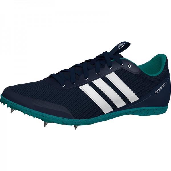 Zapatillas running de pista Adidas Distancestar Verdes-11