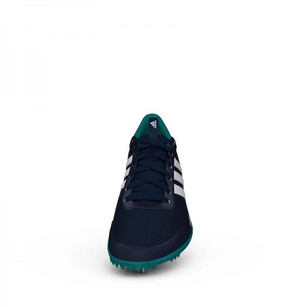 Zapatillas running de pista Adidas Distancestar Verdes-3