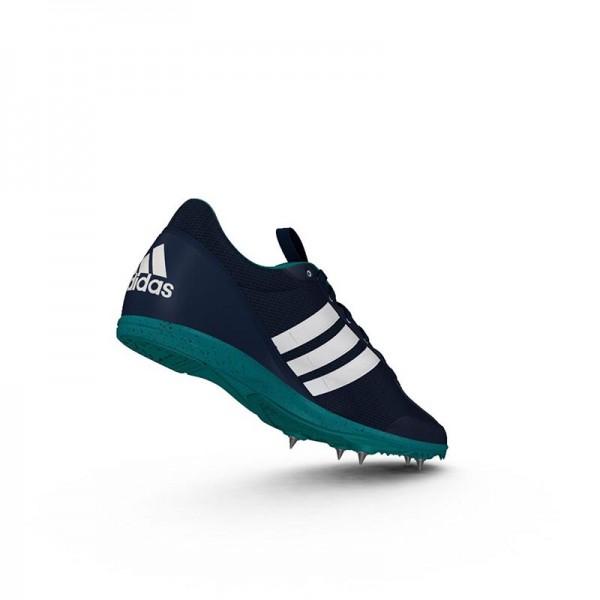 Zapatillas running de pista Adidas Distancestar Verdes-5