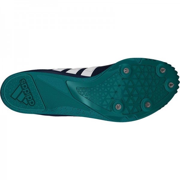 Zapatillas running de pista Adidas Distancestar Verdes-9