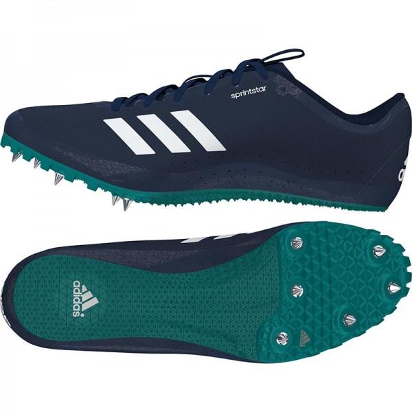 Zapatillas running de pista Adidas Sprintstar-12